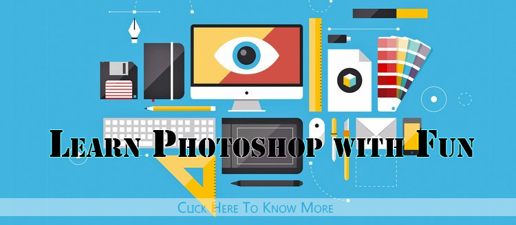 Learn Photoshop in Easyway | Photoshop for Beginners